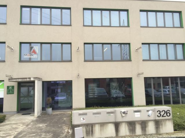 Orca Forwarding has rented new offices in Antwerpen.